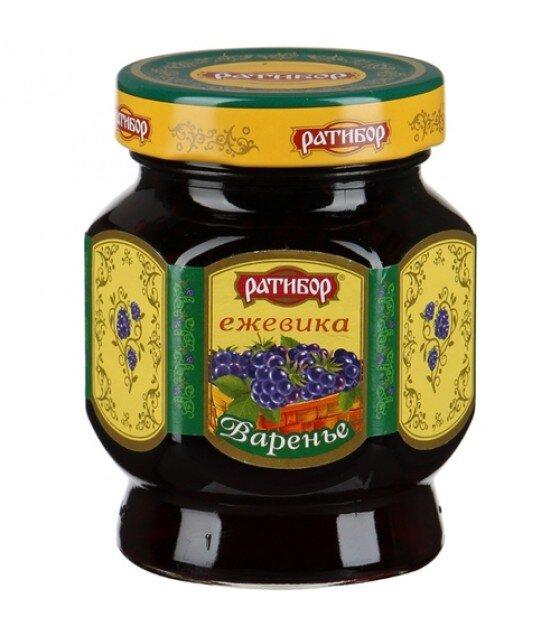 "Preserve Dewberry ""Ratibor"" - 400g - (exp. 17.12.20)"