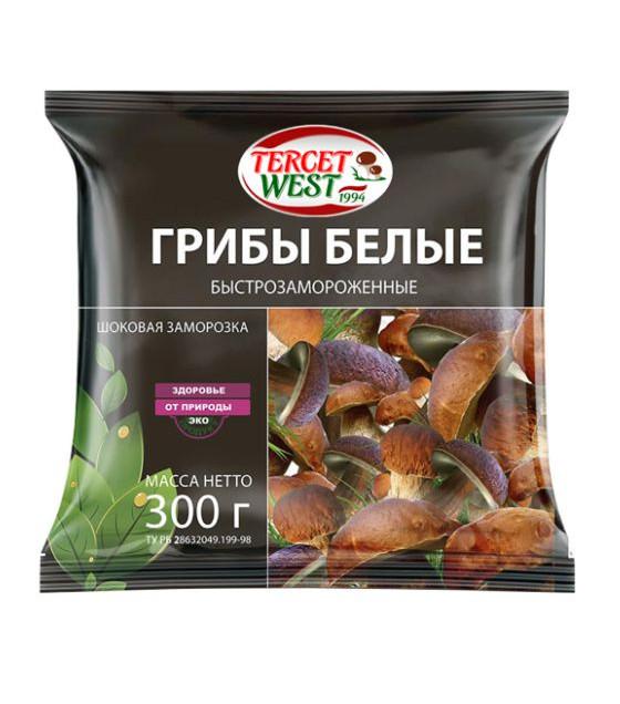 TERCET WEST Frozen Boletus Mushrooms - 300g (best before 30.09.21)