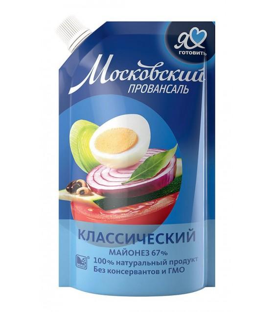 "Mayonnaise Classic ""Moscow Provansal"" - 750g (exp. 22.09.19)"