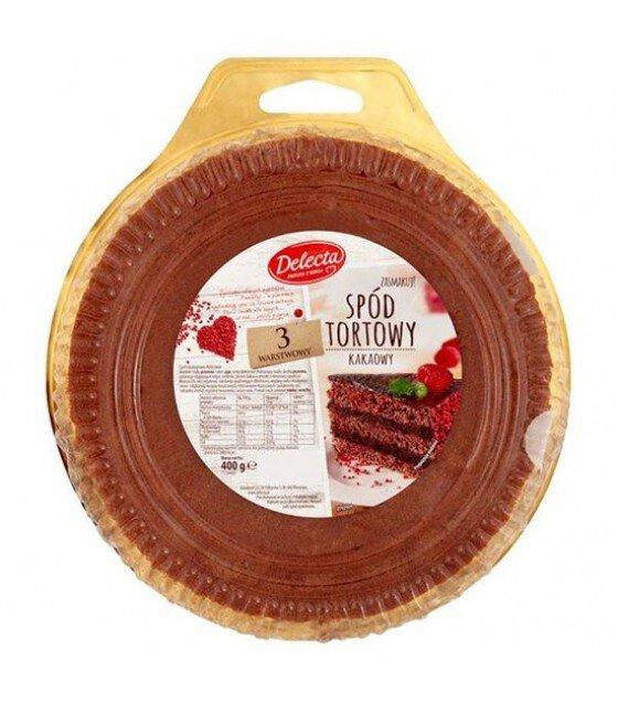 BAKALLAND Base for Cocoa Cake (3 layers) - 400g (28.12.20)
