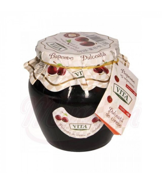 VITA Merry (Sweet Cherry) Preserve - 680g (best before 08.07.22)
