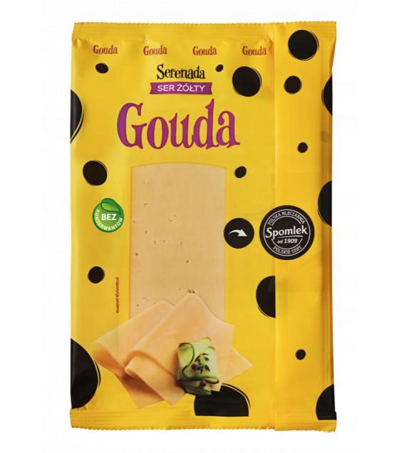 """SERENADA Cheese """"Gouda"""" Sliced - 135g (best before 23.09.21)"""