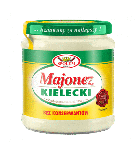 "Mayonnaise ""Kielecki"" - 170g  (exp. 09.07.19)"