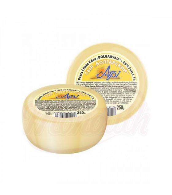 "Cheese ""Bolgarskij"" (Pasta Filata style) 45% fat - 250g (best before 10.01.22)"