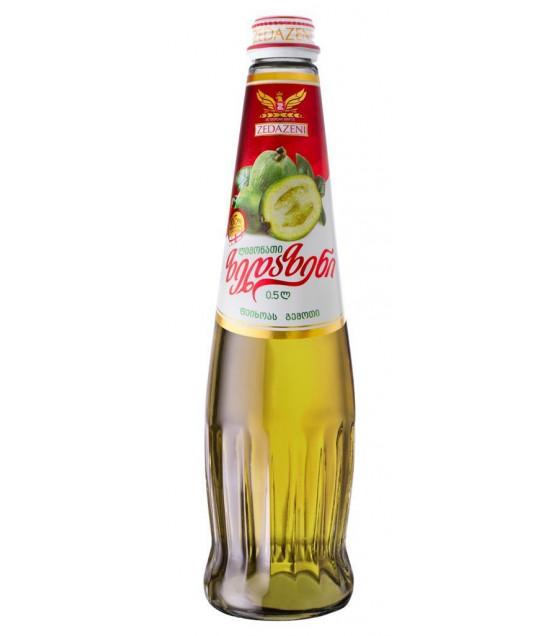 """ZEDAZENI Georgian Lemonade """"Feijoa"""" - 0.5L (best before 12.02.22)"""