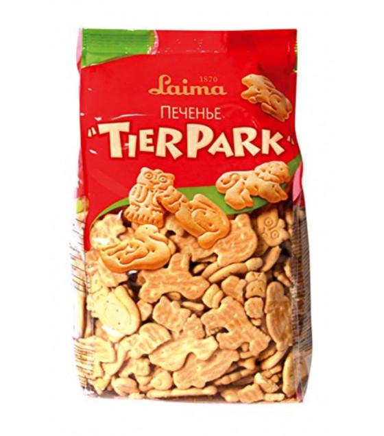 "LAIMA Cookies ""TierPark"" - 500g (best before 23.04.22)"