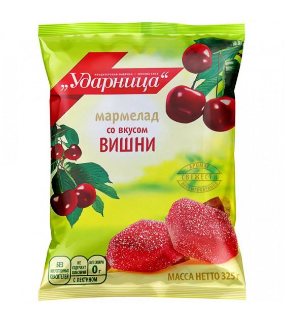 "UDARNITSA Gumdrops ""Cherry-Flavored"" - 325g (best before 25.12.21)"