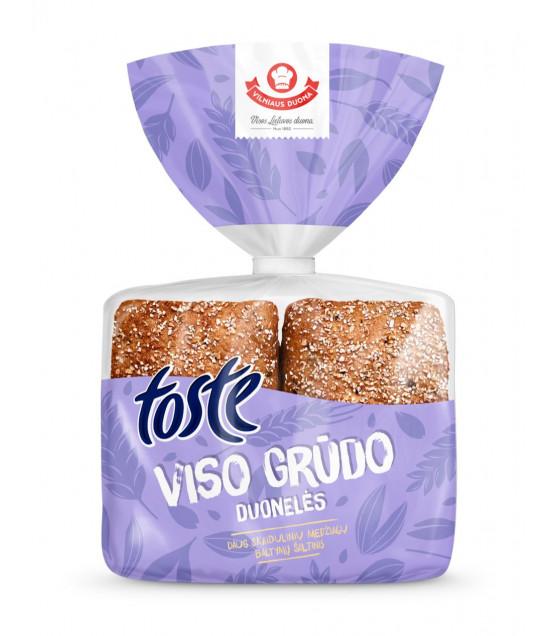 """Toste"" Whole Grain Bread (P) - 220g"