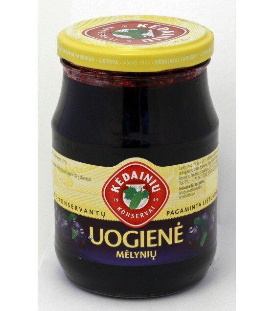 "Blueberry jam ""Kedainiu"" - 430g /  藍莓醬 - 430g (exp. 10.11.19)"