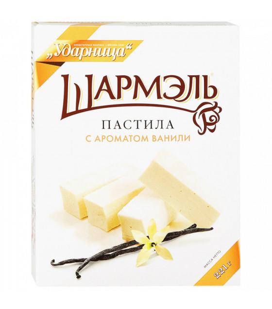"UDARNITSA Pastila ""Vanilla"" ""Sharmel"" - 221g (best before 25.12.21)"