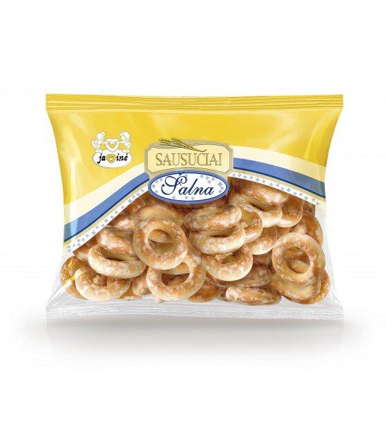 "Glazed Mini Wheat Bagels ""Javine""- 150g 迷你小麥硬麵包圈 150克 (exp. 03.11.18)"