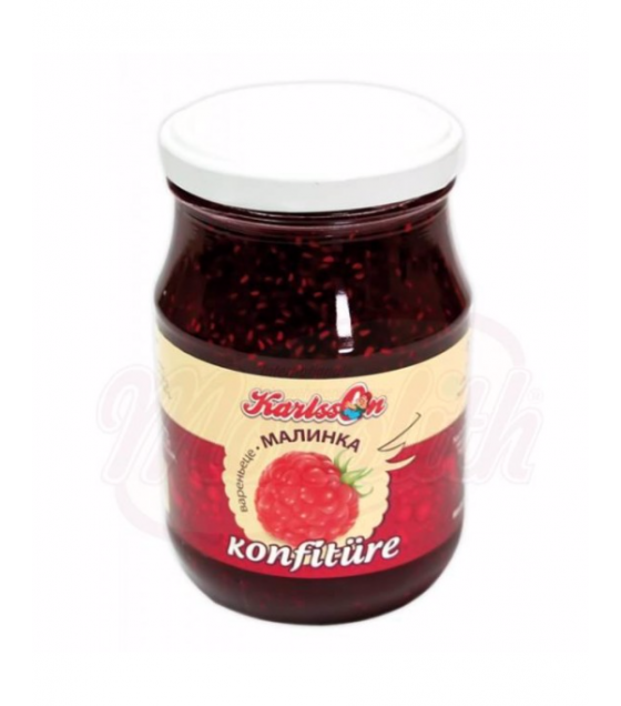 KARLSSON Raspberry Preserves - 430g (best before 19.10.24)