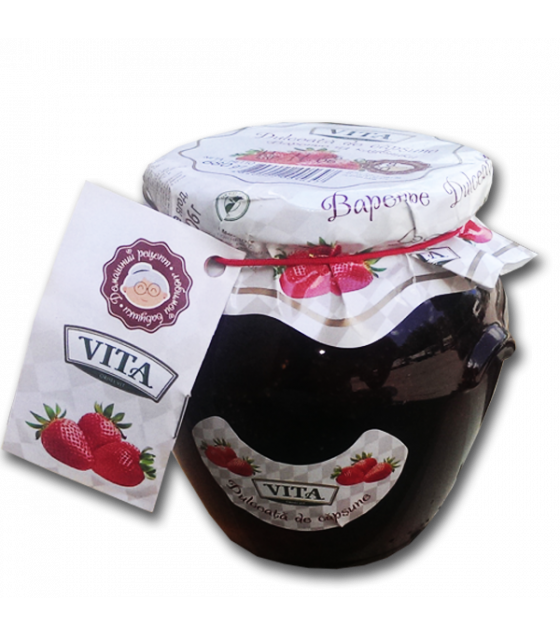 VITA Strawberry Preserves - 680g (best before 22.06.22)