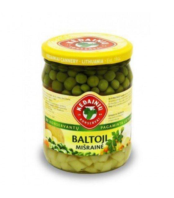 "Olivier salad ""Kedainiu""- 320g (500g net) (exp. 31.10.19)"
