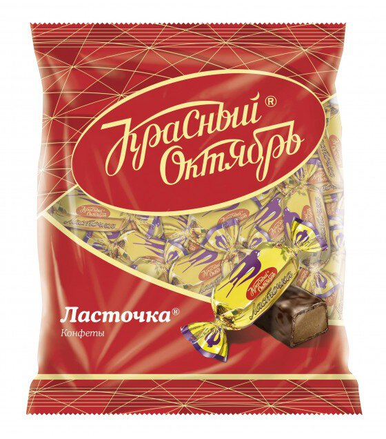 "Candies ""Lastochka"" - 250g (exp. 09.05.20)"