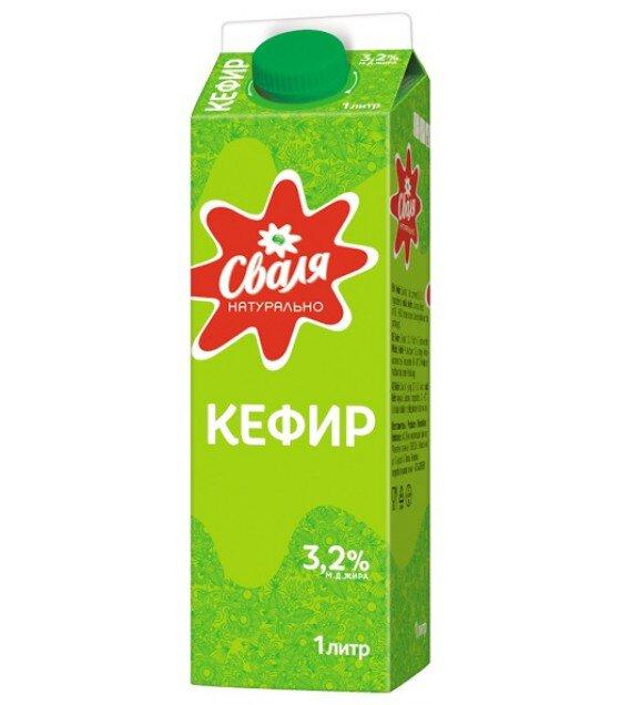"""Kefir """"SVALIA"""" 3,2% fat - 1L"""