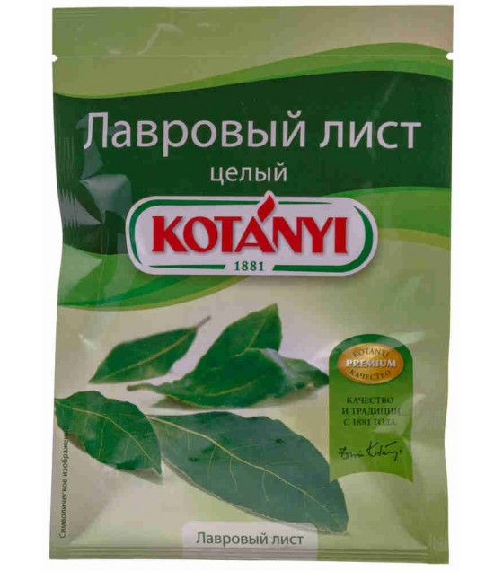 "Bay Leaf ""KOTANYI"" -  5 gr."