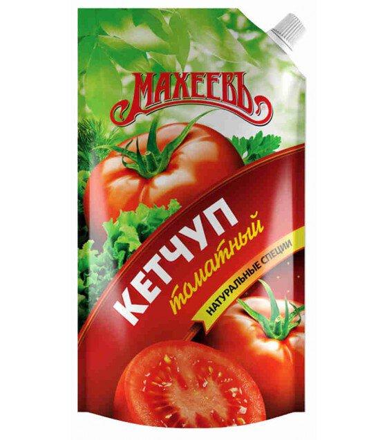 """""""Makheev"""" Tomato Ketchup - 500 g."""