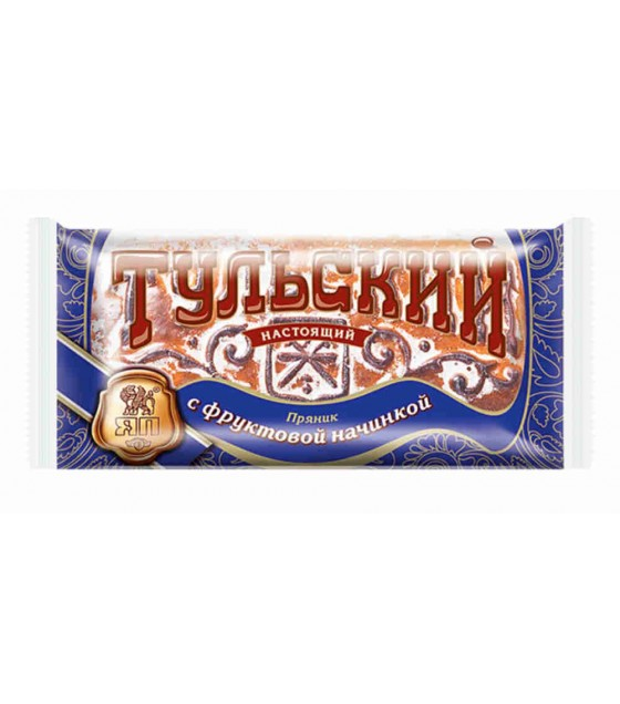 Tula honey cake  with fruits filling - 140 g. (exp. 18.01.20)