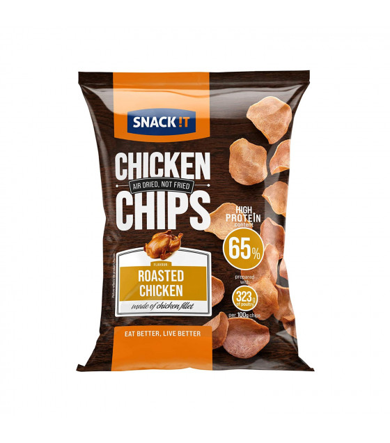 TARCZYNSKI Chipsy Roasted Chicken Chips - 25g (best before 15.02.21)