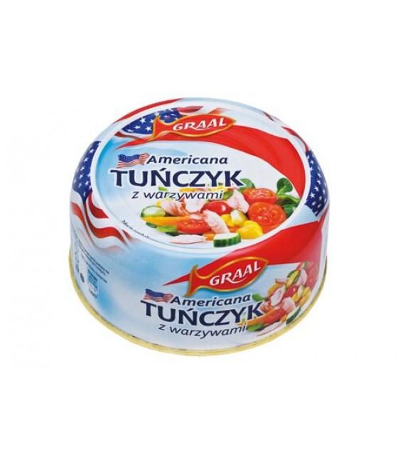 GRAAL Tuna Salad Americana - 280g (exp. 01.12.21)