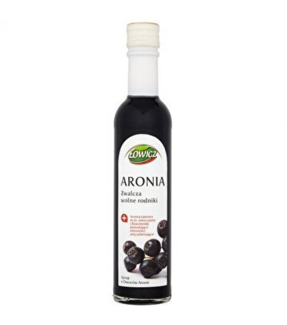 LOWICZ Pro-Health Aronia Syrup - 250ml (exp. 01.09.20)