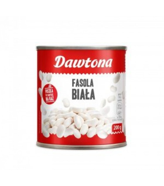 DAWTONA White Beans - 200g (best before 04.04.22)