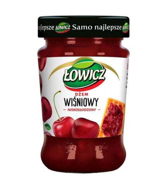 LOWICZ Cherry Jam - 280g (exp. 01.11.20)