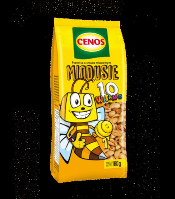 """CENOS Breakfast Cereals """"Miodusie"""" - 180g (exp. 09.11.19)"""