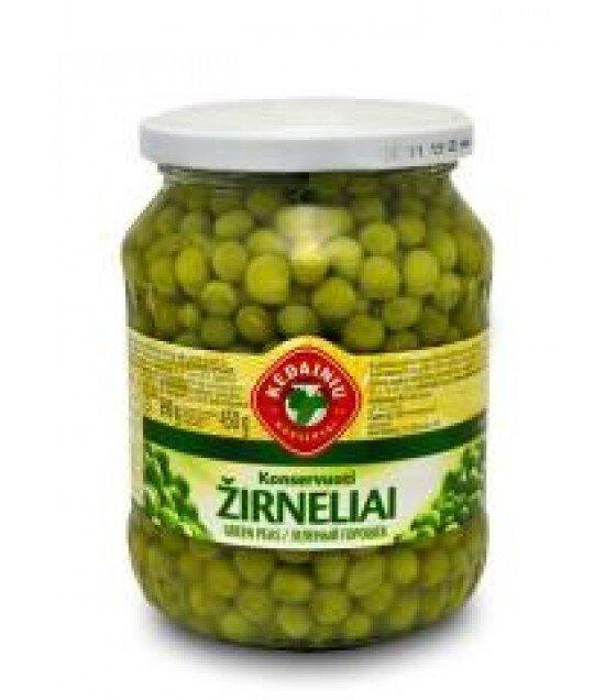 KEDAINIU Canned Green Peas - 690g/450g - (exp. 18.06.2022)