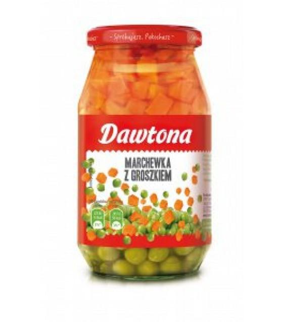 DAWTONA Carrots and Peas - 510g (exp. 20.02.20)