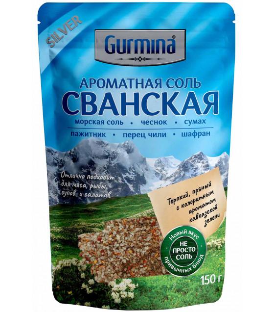 GURMINA Seasoning Svan Aromatic Salt - 150g (best before 01.02.22)
