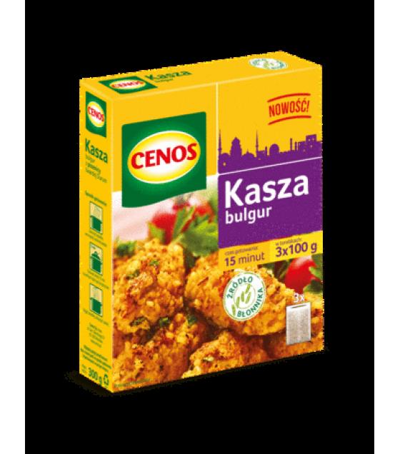 CENOS Bulgur Grits (3 x 100g) - 300g (exp. 01.05.20)