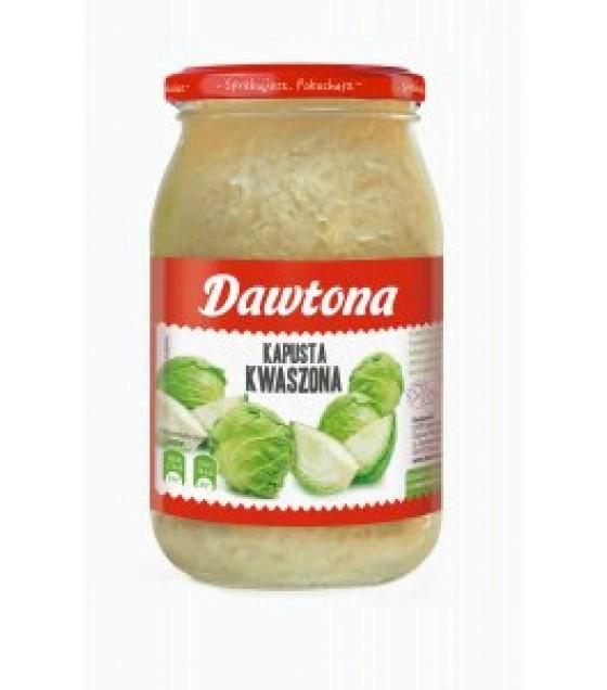 DAWTONA Sauerkraut - 900g (exp. 20.02.2020)