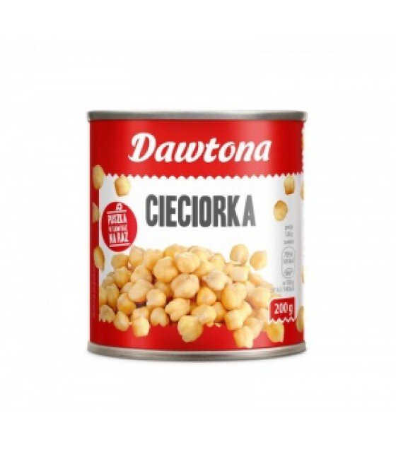 DAWTONA Chickpeas - 200g (best before 20.02.22)