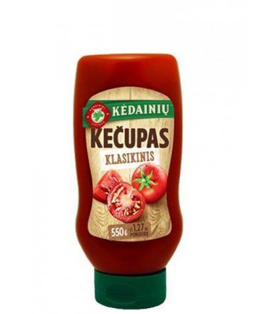 "KEDAINIU Tomato Ketchup ""Classic"" - 550g (exp. 01.01.2020)"