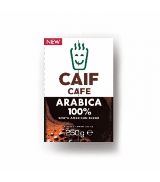 CAIF Ground Coffee South American Blend - 250g (exp. 27.05.20)