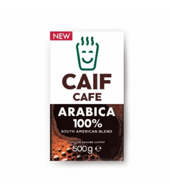 CAIF Ground Coffee South American Blend - 500g (exp. 05.06.20)