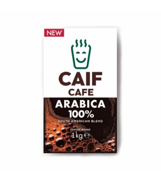 CAIF Coffee Beans South American Blend - 1kg (exp. 01.12.19)