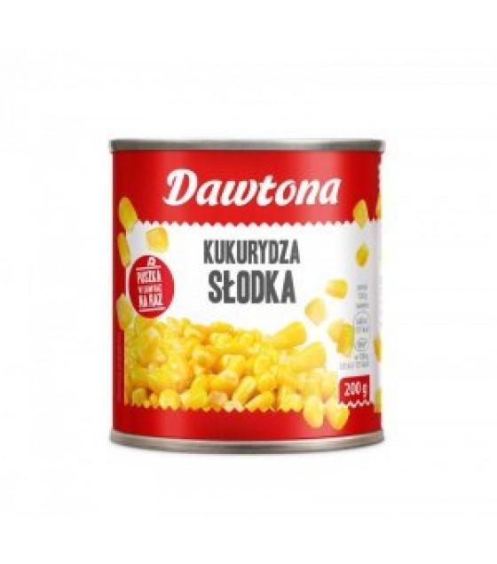 DAWTONA Sweet Corn in Brine - 150g (exp. 20.02.2020)