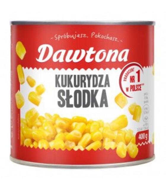 DAWTONA Sweet Corn in Brine - 400g (exp. 20.02.2020)