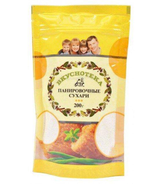 "Cooking Breadcrumbs ""Vkusnoteka"" - 200g (exp. 05.07.19)"