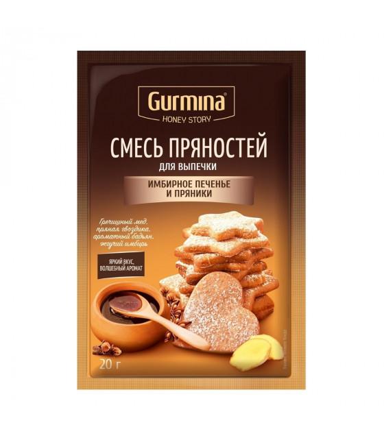 GURMINA Gingerbread Mix - 20g (best before 30.03.23)