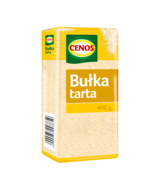 CENOS Cooking Breadcrumbs - 400g (exp. 05.11.19)