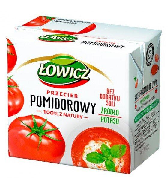 LOWICZ Tomato Puree (Przecier) - 500g (exp. 01.11.20)