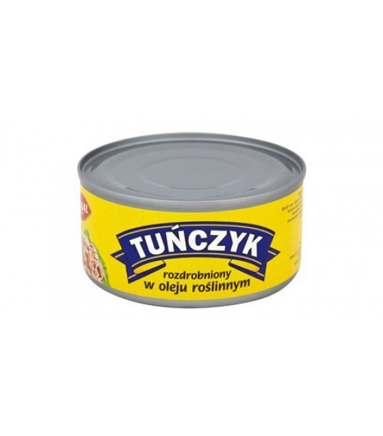 GRAAL Tuna Shredded In Oil - 185g (exp. 01.12.21)