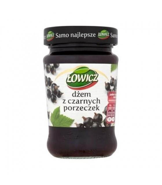 LOWICZ Blackcurrant Jam - 280g (exp. 01.11.20)