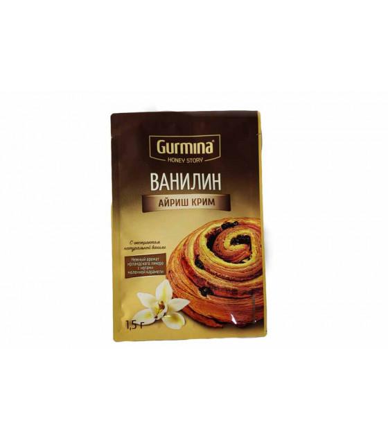 GURMINA Vanillin Irish Cream - 1,5g (best before 01.03.23)