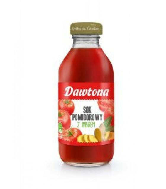 DAWTONA Tomato Juice with Polish Ginger - 330g (exp. 20.02.2020)