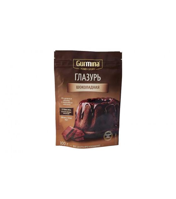 GURMINA Chocolate Glaze - 100g (best before 30.04.23)